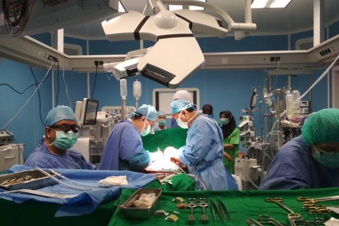 Sepanjang Juli, RSUD AA Berhasil Tangani 6 Operasi Jantung