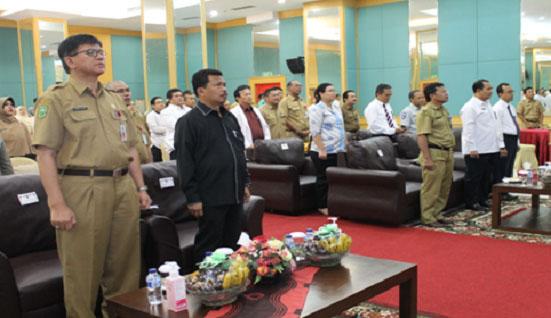 Rapat Koordinasi Perencanaan Dan Monitoring Tahun 2017