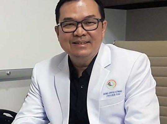 Dr. Syafrudin Husin, SpOT (K)Spine