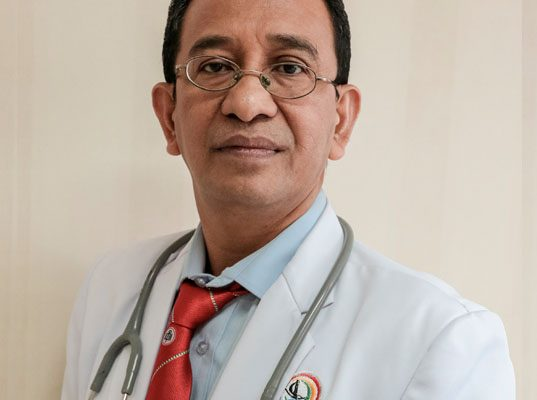Dr. Suindra, SpB-KBD