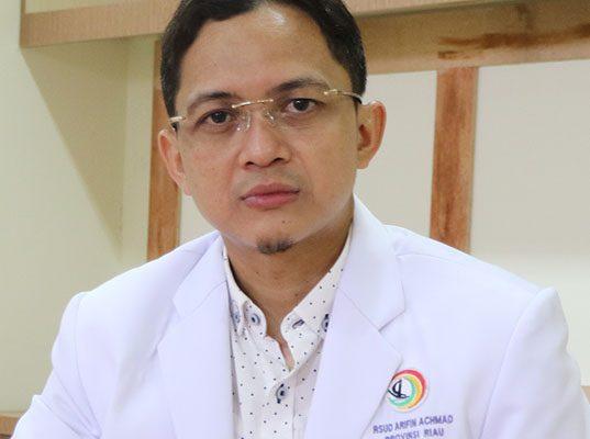 DR. dr. Tubagus Odih Rhomdani Wahid, SpBA