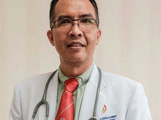 dr. Deddy Satriya Putra, Sp.A (K)