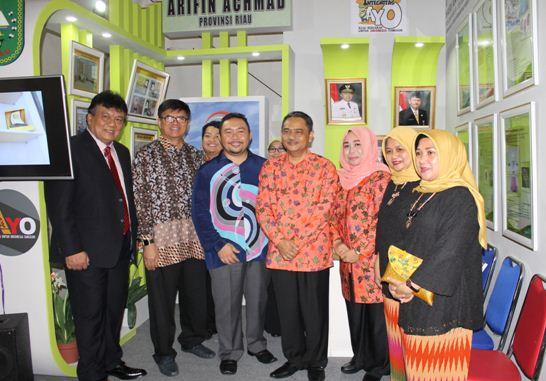 Meriahkan Riau MEA Expo Tahun 2016