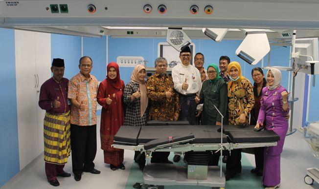 Kunjungan Kerja Komisi IX DPR-RI