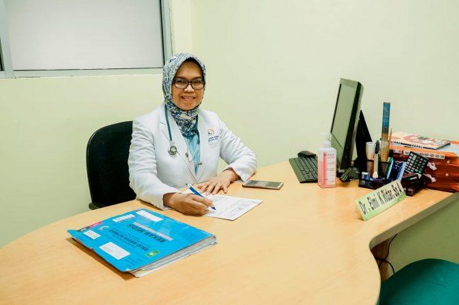 Dari RSUD Arifin Achmad: Mengenal Kemoterapi, Satu dari Tiga Modalitas Pengobatan Kanker
