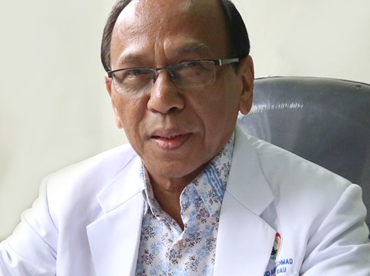 dr. Azizman Saad, Sp.P (K) FISR