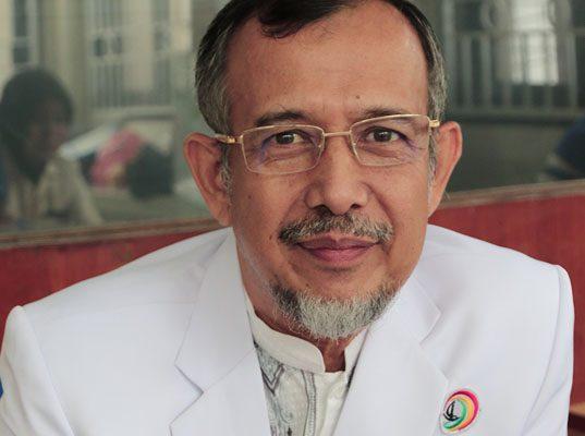 drg. Burhanuddin, MM