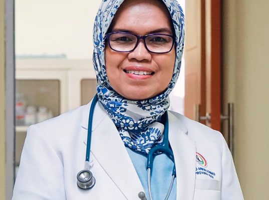 DR. dr. ELMI RIDAR SpA