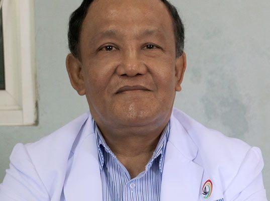 Dr.dr. Fransiskus Hamido Hutauruk, Sp.OG