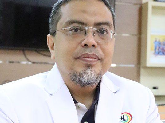dr. Hariadi Hatta, Sp.B.TKV