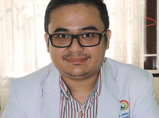 dr. Hendra Saputra, Sp.PD