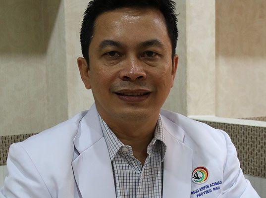 dr. Hotber Edwin Rolan Pasaribu,Sp.A. M.Biomed