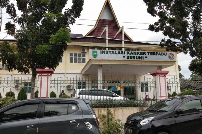 Mengintip Layanan Instalasi Kanker Terpadu Seruni RSUD Arifin Achmad