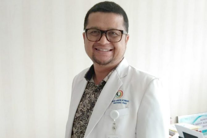 Cara Beda Irna Medikal RSUD Arifin Achmad Manjakan Pengunjung dan Keluarga Pasien