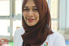 dr. Ina Farida Rangkuti, Sp.PA. M.Ked