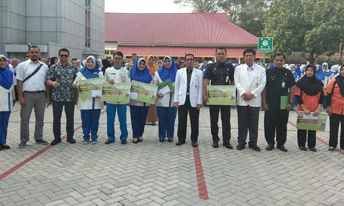 Ini Nama-nama Perawat, Sekuriti dan CS Terbaik Surgikal – Medikal RSUD Arifin Achmad