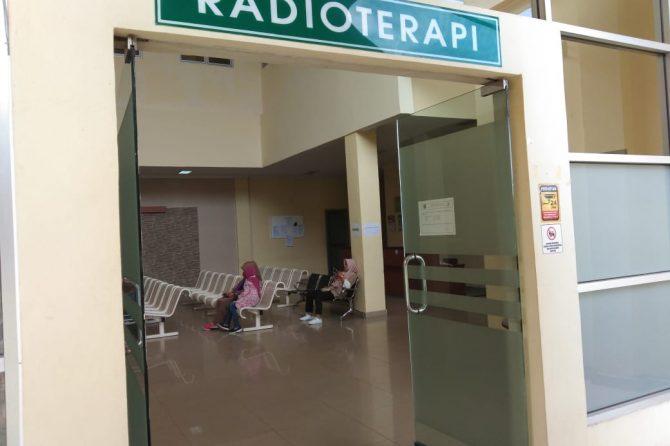 Pasien Konsul Radiologi RSUD Arifin Achmad Meningkat Tajam
