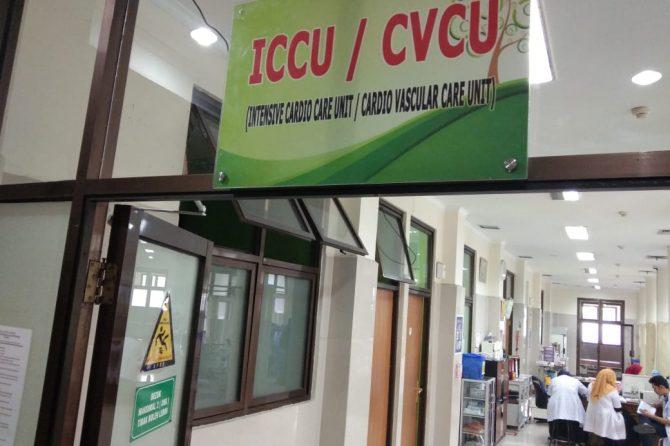 September 2018, CVCU RSUD Arifin Achmad Tangani 41 Pasien, BPJS Terbanyak