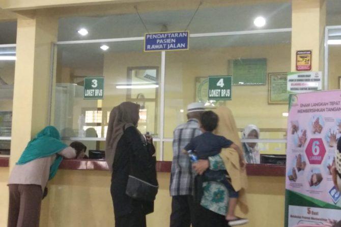 Data RSUD Arifin Achmad Siang Ini: 314 Pasien Konsul dan 458 Pasien Poliklinik Rawat Jalan