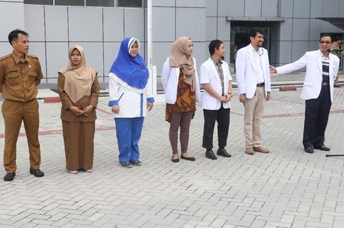 """Enam """"Amunisi"""" Baru, RSUD Arifin Achmad Tambah Kekuatan Pelayanan"""