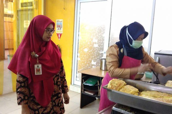 Perlakuan Sama Makan Pasien di RSUD Arifin Achmad, Royal VIP Sampai Kelas III Bisa BPJS