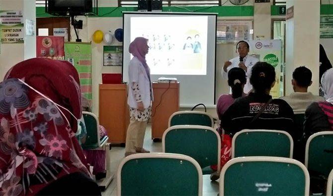 Dari RSUD Arifin Achmad: Penyebab, Gejala dan Pencegahan Tuberkulosis