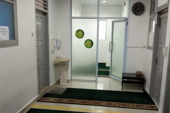 Kini, Ruang Paru Irna Medikal RSUD Arifin Achmad Tersedia Fotokopi Gratis dan Musholla