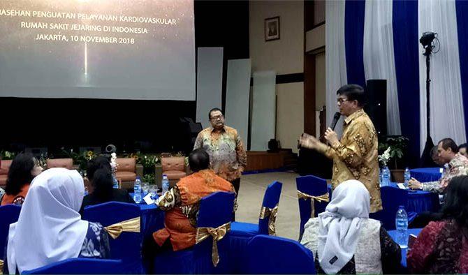 Direktur RSUD Arifin Achmad Siap Jawab Tantangan Menteri Kesehatan