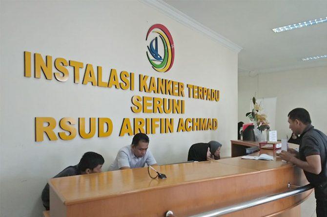 RSUD Arifin Achmad Siapkan Serangkaian Kegiatan di Hari Kanker Sedunia