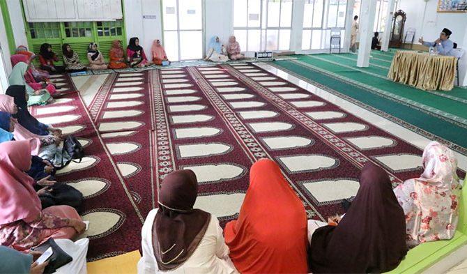 Kajian Dhuha di RSUD Arifin Achmad: Inilah Syarat Agar Doa Dikabulkan