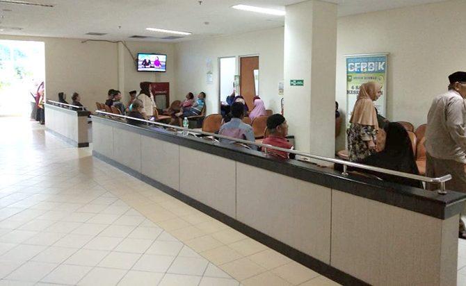 Dulu Dicap Bau, Kini Kebersihan RSUD Arifin Achmad Tak Perlu Diragukan Lagi