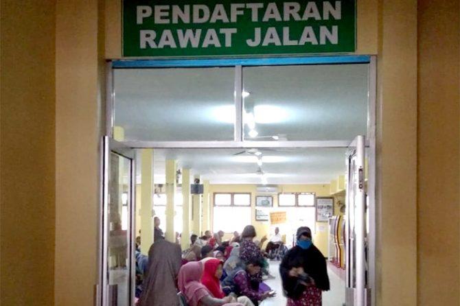 Luar Biasa, Kunjungan Konsul ke RSUD Arifin Achmad Tembus 401 Pasien