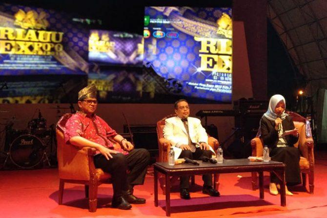 """Talkshow Bersama Spesialis Bedah Jantung RSUD Arifin Achmad: Mengenal """"Angin Duduk"""""""