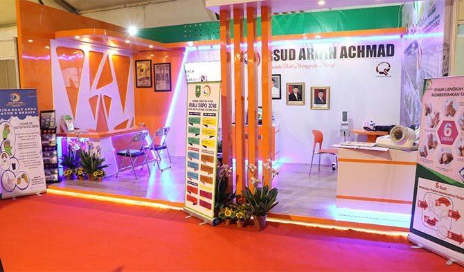 Jangan Lewatkan! Talkshow Bersama Spesialis Bedah Jantung RSUD Arifin Achmad Malam Ini di Riau Expo