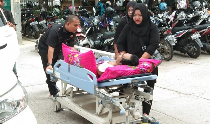 Saat Natal, 64 Pasien Ditangani IGD RSUD Arifin Achmad