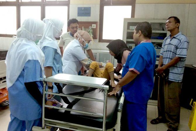 Meski Dua Diresusitasi, Tak Ada Pasien Meninggal di IGD RSUD Arifin Achmad