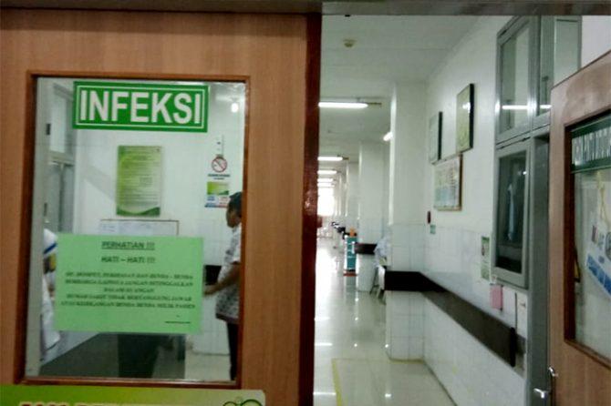 Ini Nama-nama Ruang Baru di Seluruh Lantai Irna Medikal RSUD Arifin Achmad