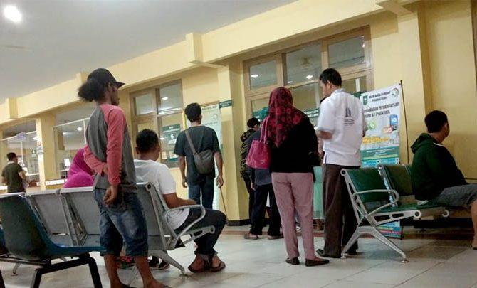 Terbanyak Onkologi, Total 508 Pasien Poli Rawat Jalan RSUD Arifin Achmad