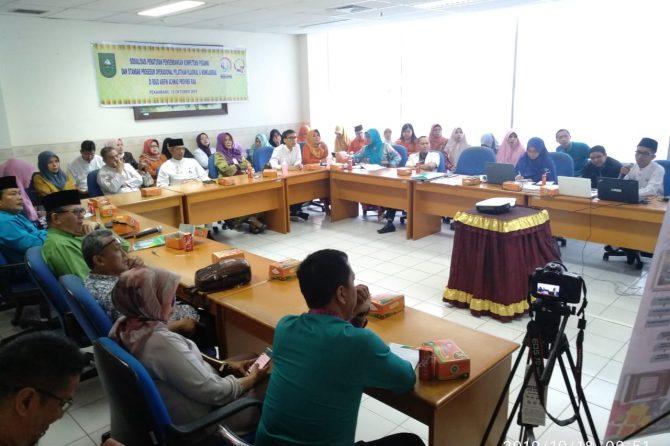 SOSIALISASI PERATURAN PENGEMBANGAN KOMPETENSI PEGAWAI DAN STANDAR PROSEDUR OPERASIONAL PELATIHAN KLASIKAL & NON KLASIKAL
