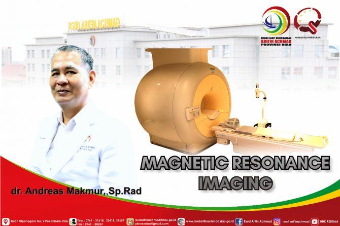 RSUD Arifin Achmad Provinsi Riau telah miliki pelayanan MRI