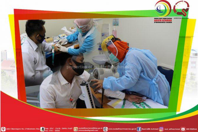 Pentingnya pemeriksaan Medical Check Up (MCU) bagi Kesehatan